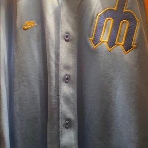Nike Sports Jersey - Baseball - Size Large
